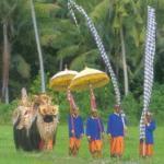 Balinese vlag Umbul Umbul