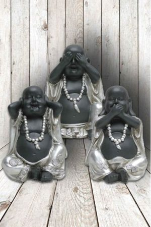 Buddha set Horen Zien Zwijgen