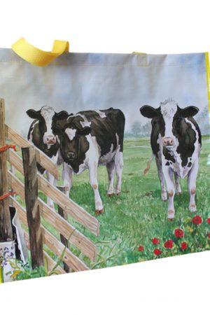 Big Shopper Koeien Wiebe van der Zee