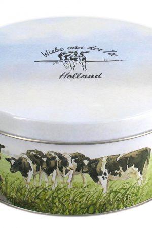 Koeien koekblik Wiebe van der Zee