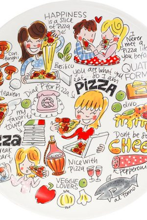 Blond Amsterdam Pizza bord - Ø 31 cm