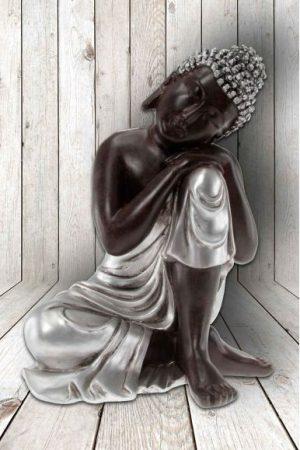 Buddha slapend rechts, 18x23 cm