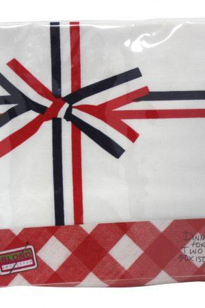Blond Amsterdam Hollandse Vlag Tafelloper - 50 x 150 cm