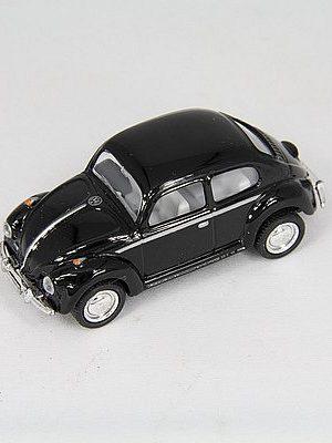 VW kever zwart