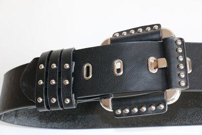 Madonna brede riem met studs, 53mm