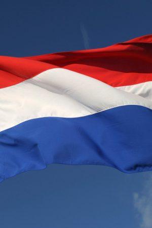 Hollandse vlag Nederland