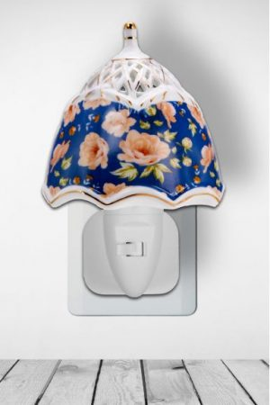 Nachtlampje Blue Roses - Night Light Collection