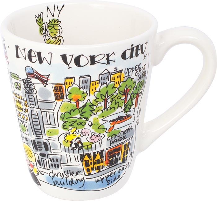 Blond Amsterdam - Blond City mok New York