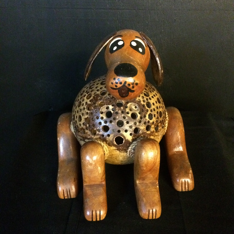 kokosnootlamp-hond-50127