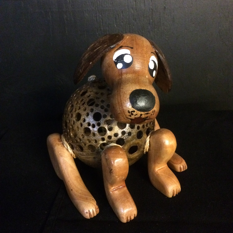 kokosnootlamp-hondje-klein-90080