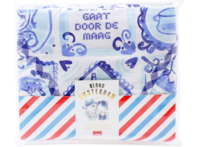 Blond Amsterdam - Keukenschort Delfts Blond