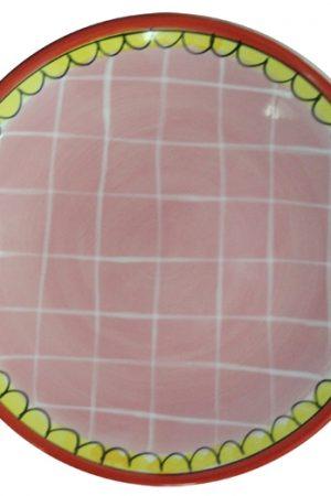 Blond Amsterdam - Ontbijtbord roze