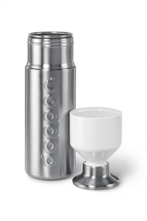 Dopper waterfles solid steel (490ml)