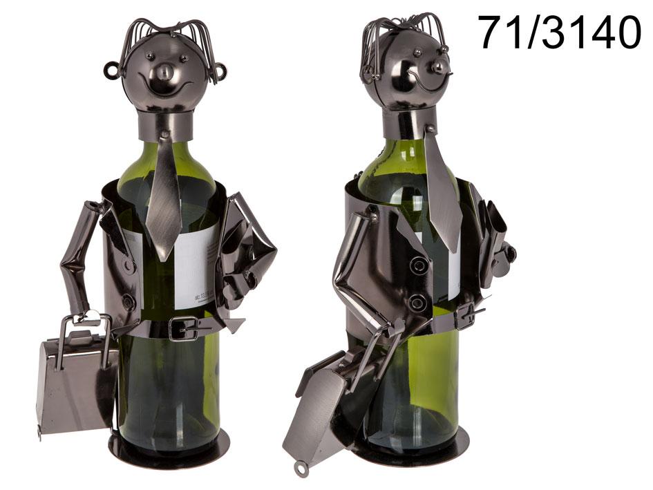 71-3140 wijnfleshouder businessman