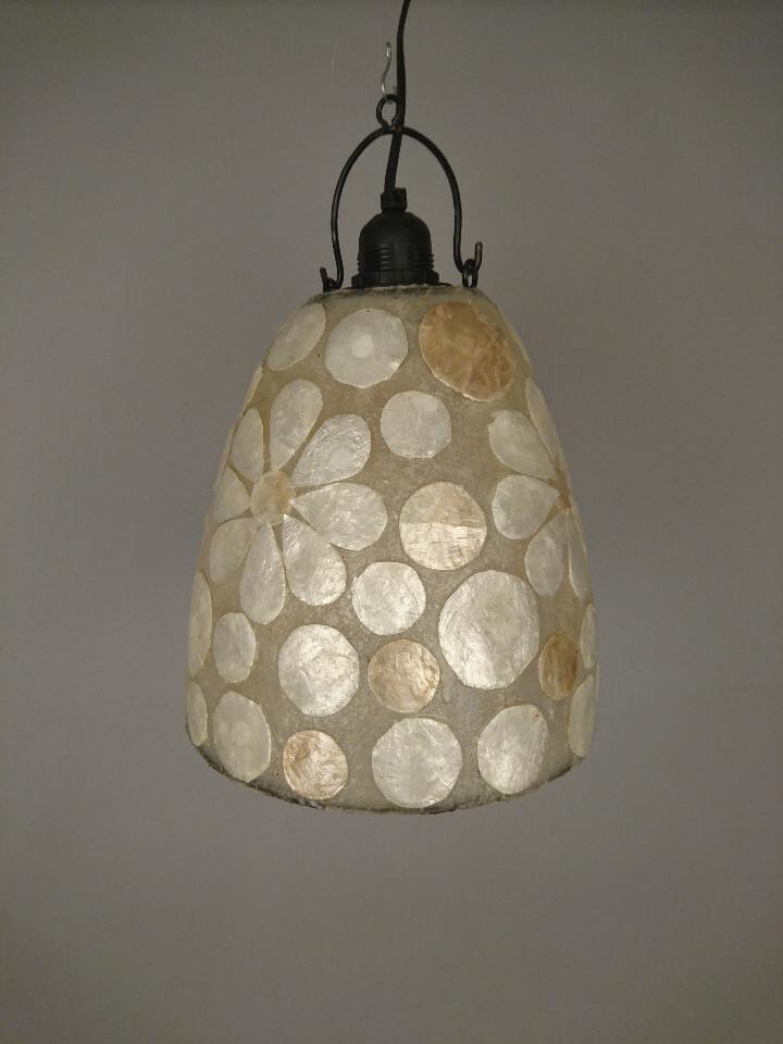 capiz hanglamp 50834