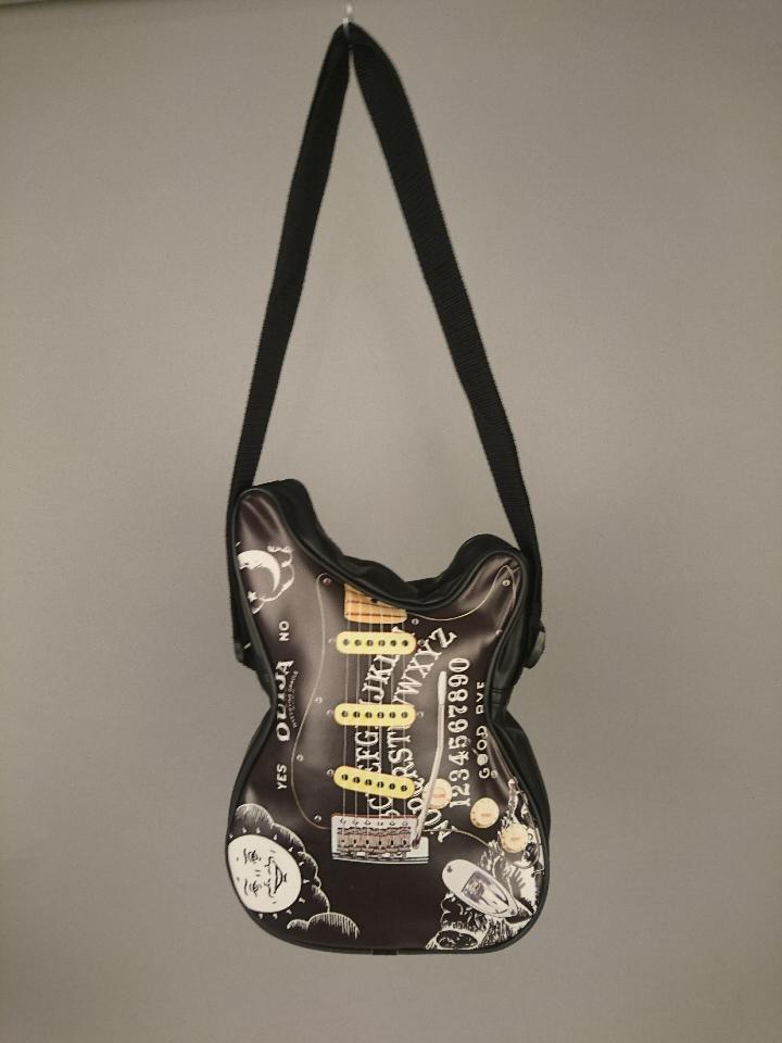 gitaartas zwart 50922