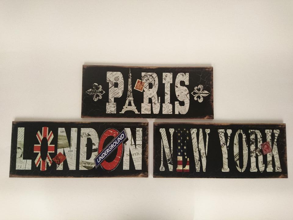 houten tekst bord 50760-50761-50762