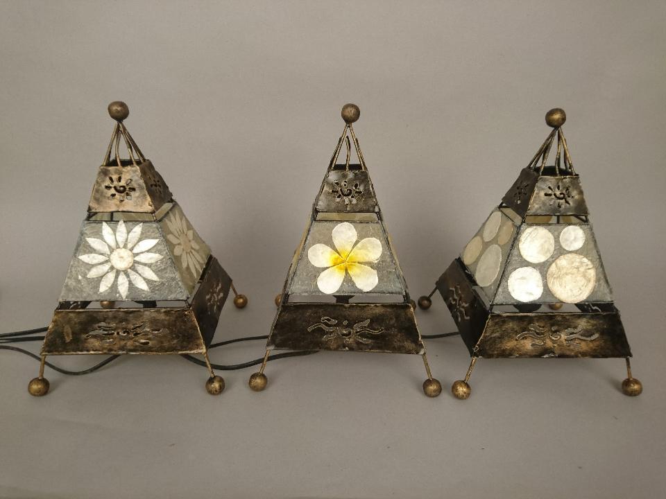 piramidelamp 50841 50842 50843