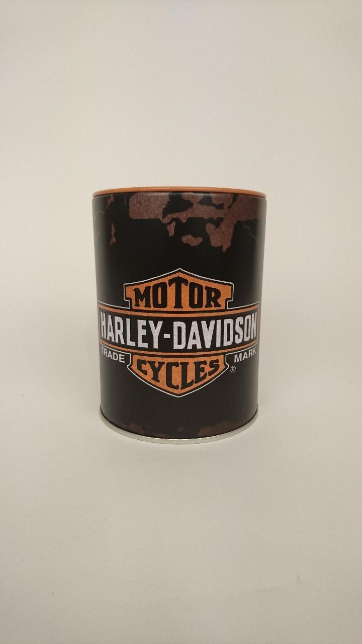 spaarpot nostalgic art harley-davidson genuine 50766