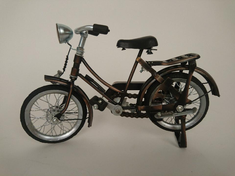 miniatuur fiets dames 50988 50989