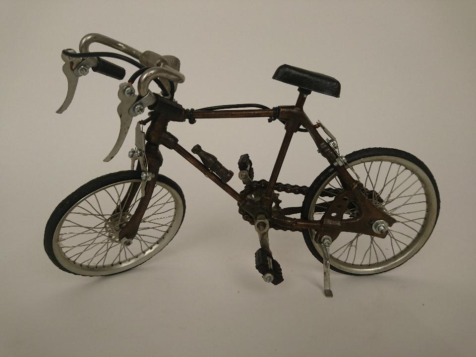 miniatuur fiets racefiets 50992