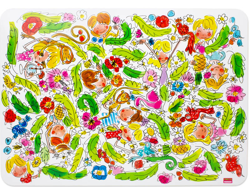 200467 Blond Amsterdam Paradise placemat