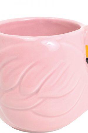 200558 Blond Amsterdam Paradise Flamingo mok roze
