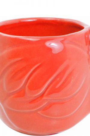 200559 Blond Amsterdam Paradise Flamingo mok rood