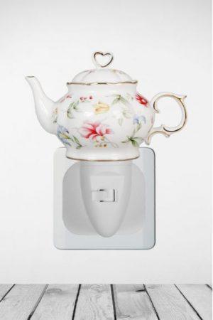 Nachtlampje Teapot Spring Field - Night Light Collection