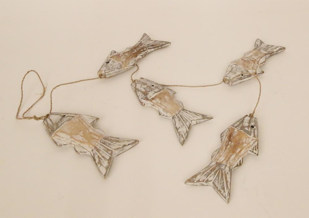 Vissen aan touw - greywash