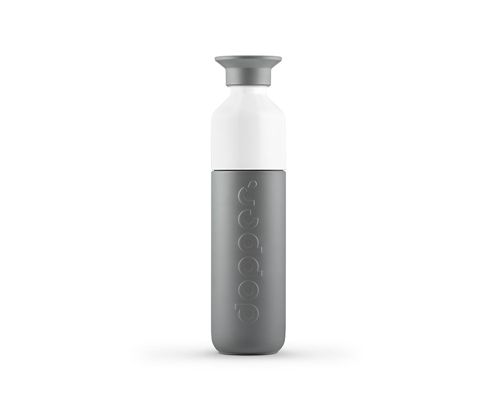 Dopper Insulated Glacier Grey