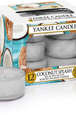yankee-candle-coconut-splash-12 tea lights-52139