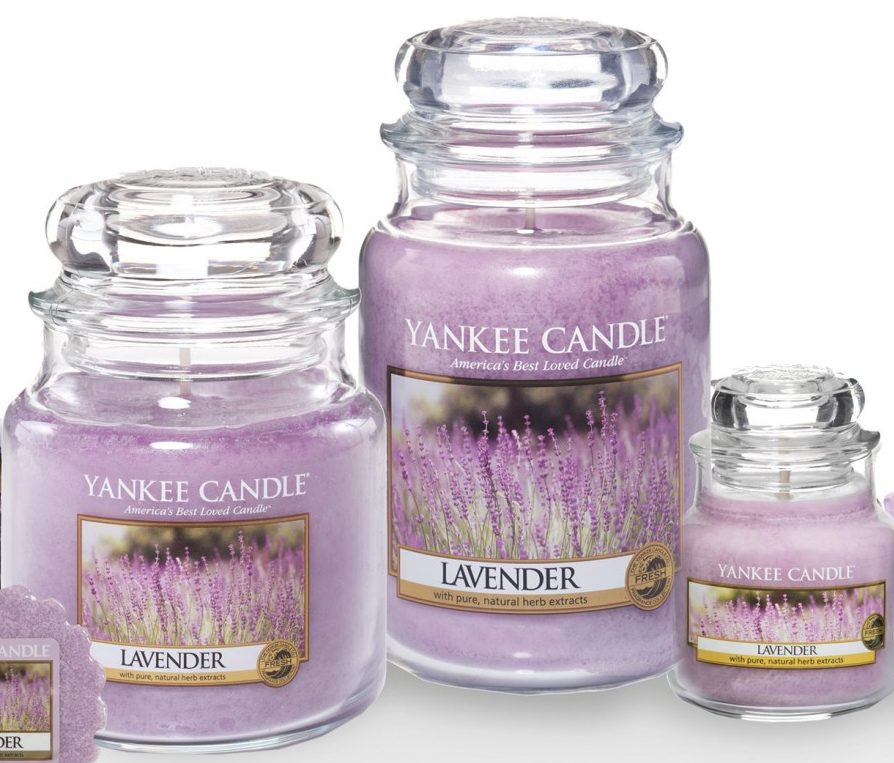 yankee candle-lavender