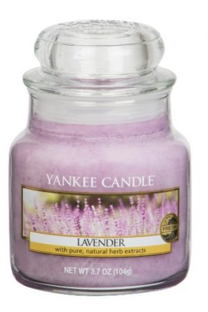 yankee candle-lavender-small jar-52202