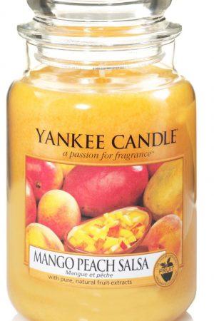 yankee candle-mango peach salsa