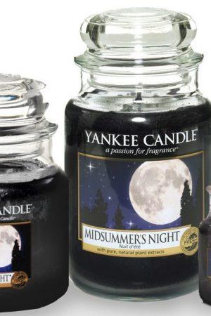 yankee candle-midsummer's night