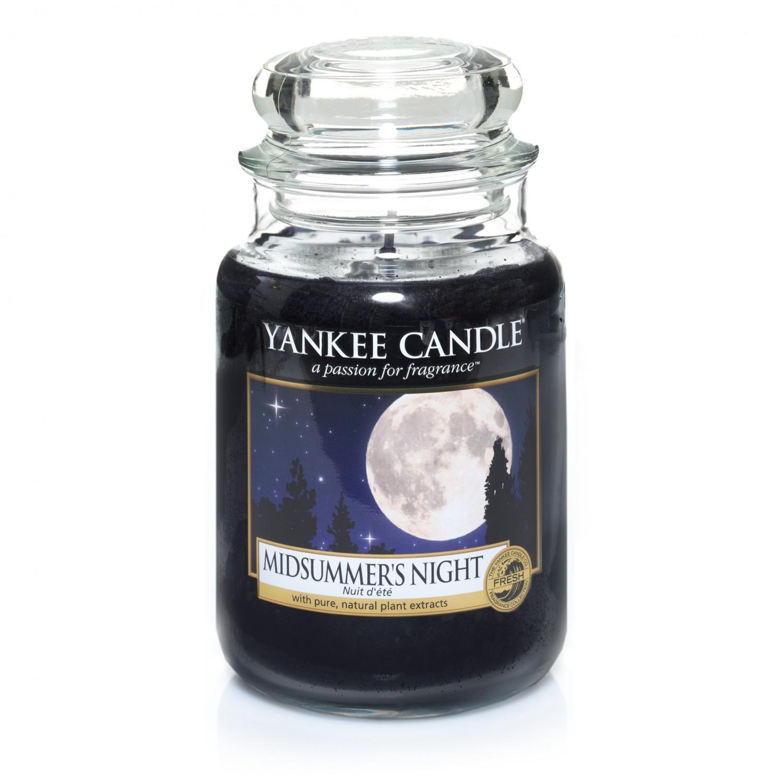 yankee candle-midsummer's night-large jar-52204