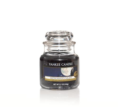 yankee candle-midsummer's night-small jar-52206