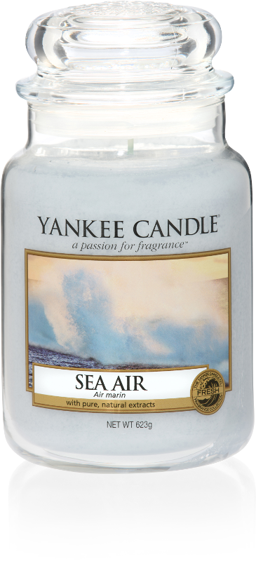 yankee candle-sea air-large jar-52216
