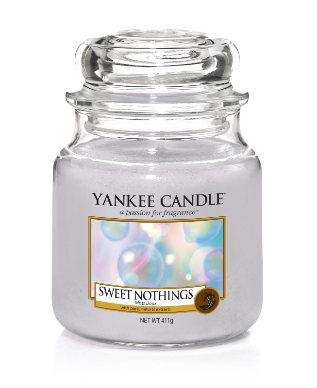 yankee candle-sweet nothings-medium jar-52197