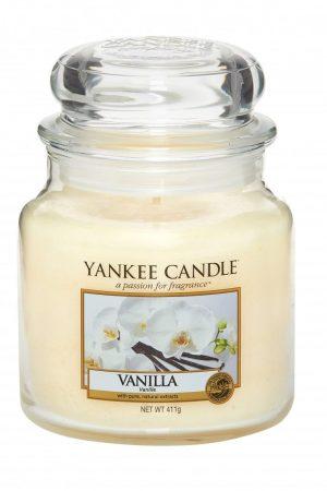yankee candle-vanilla