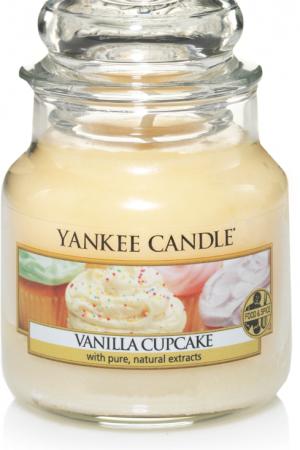 yankee candle- vanilla cupcake-small jar-52158