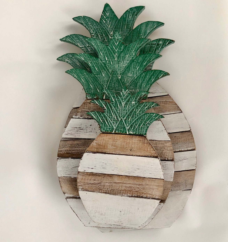 Ananas-pannen-onderzetter