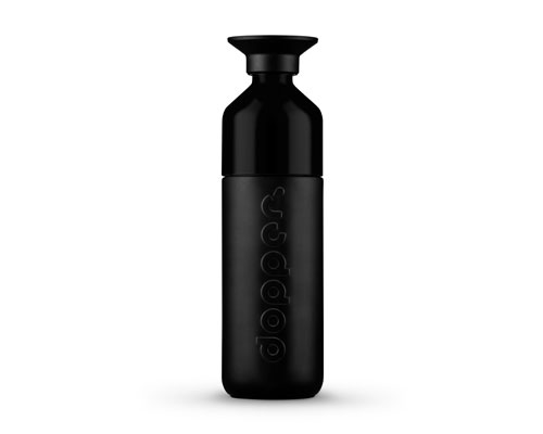 DOPPER ISOLEERFLES blazing black 580ml