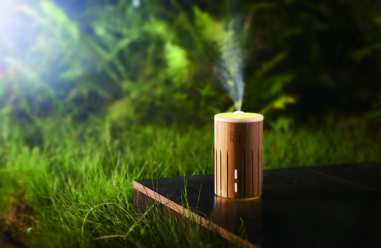 Aroma Diffuser - Bamboo