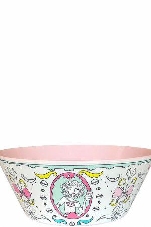 Bakken met Jill Melamine kom (14cm) roze