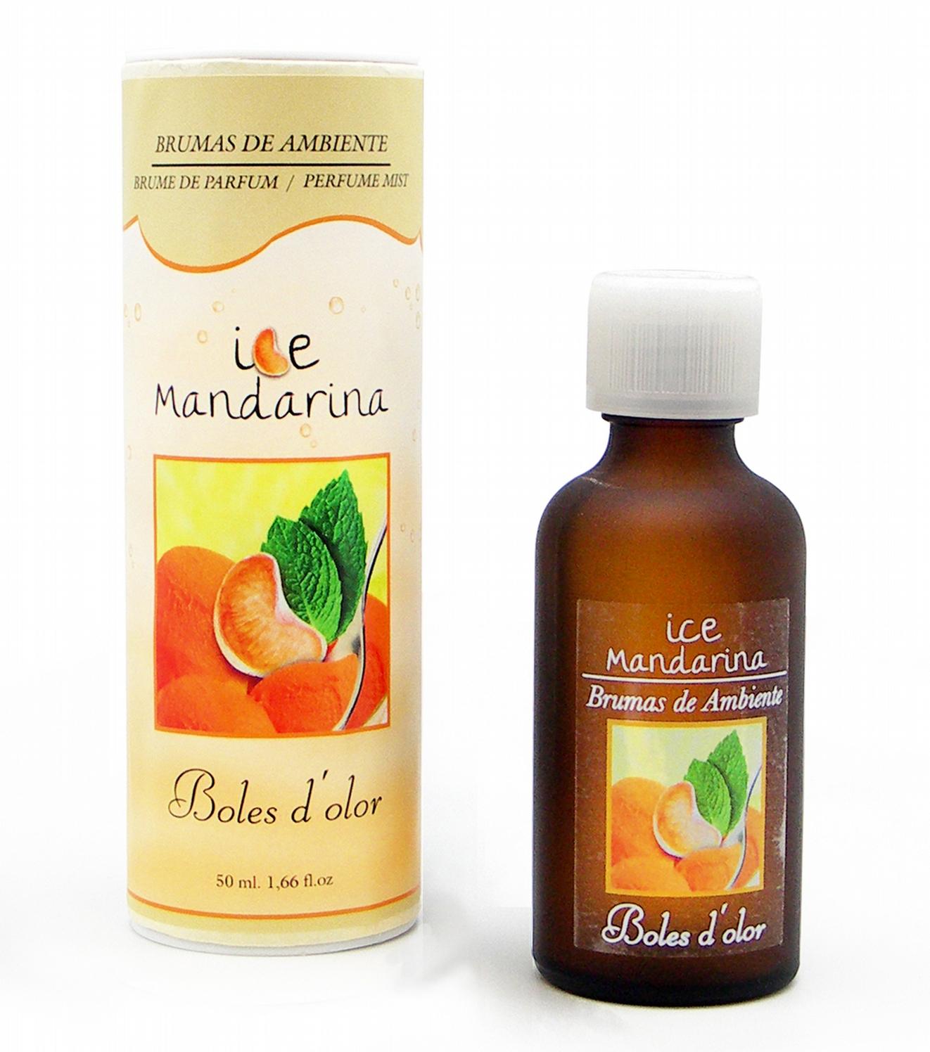 Geurolie Brumas de Ambiente - Ice Mandarina - Mandarijn