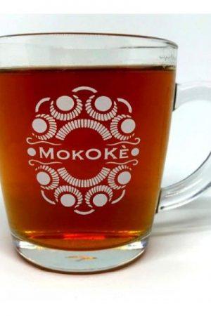 Mokokè theeglas