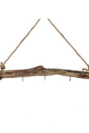 Hanger haken Paddy M naturel