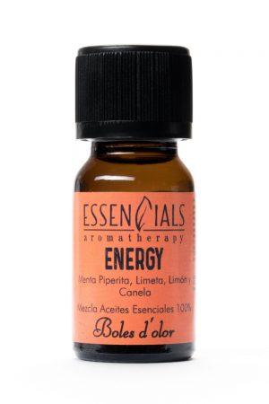 Essencials aceite 10ml geurolie Energy